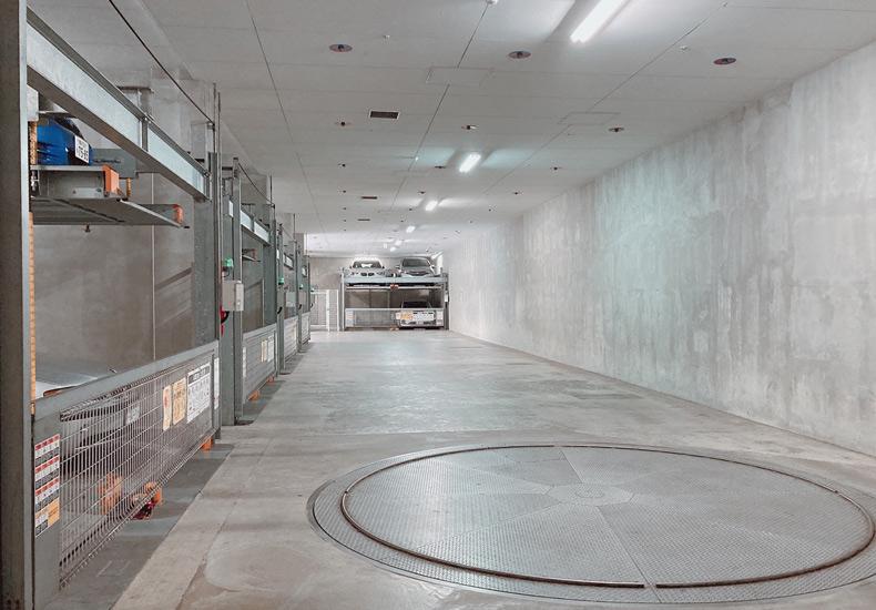 ダイアパレス北小金 駐車場 イメージ