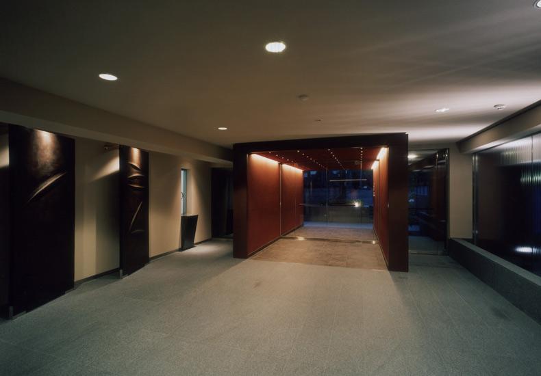 クレッセント横浜岸谷台 エントランス イメージ