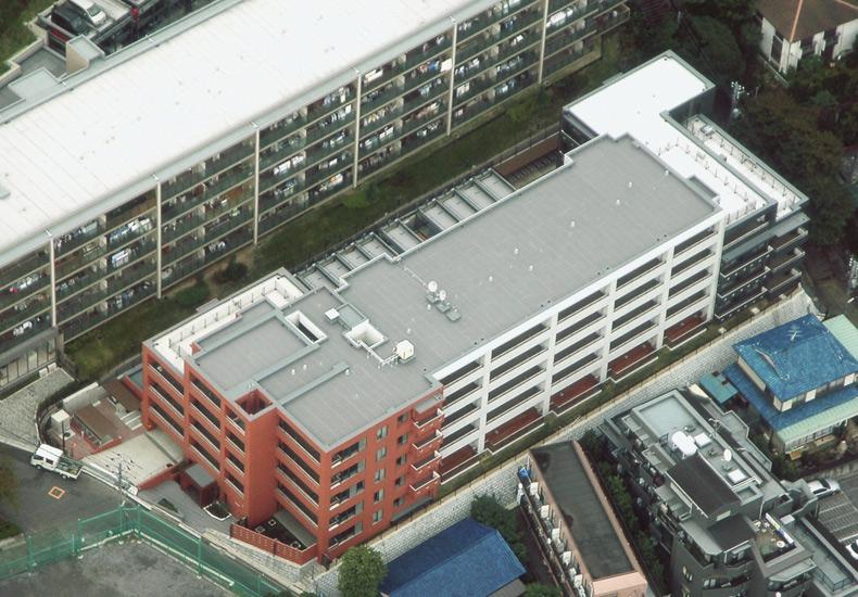 クレッセント横浜岸谷台 外観 イメージ