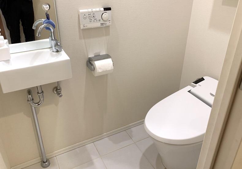 クレッセント新川崎エグゼ トイレ イメージ